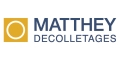 Matthey Décolletages SA